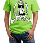 Team Jesse Shirt – Lime Green