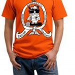 Team Jesse Shirt – Orange